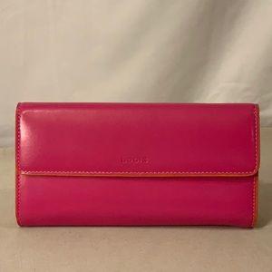 Lodi's Audrey RFID Clutch Wallet